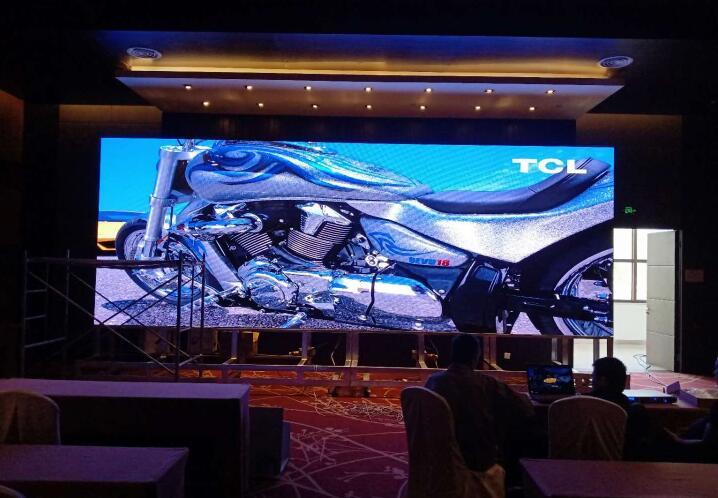 北京辉煌会议中心SVD3LED电子显示屏